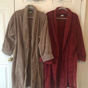 Luxurious Bath robe 100% Turkish cotton 2piece